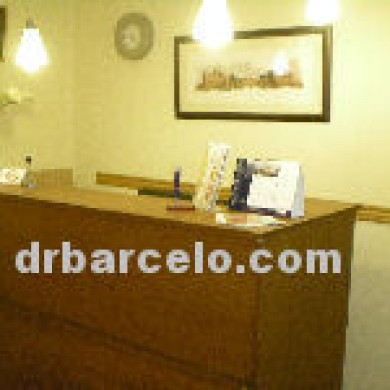 Recibidor secretaria Doctor Barcelo